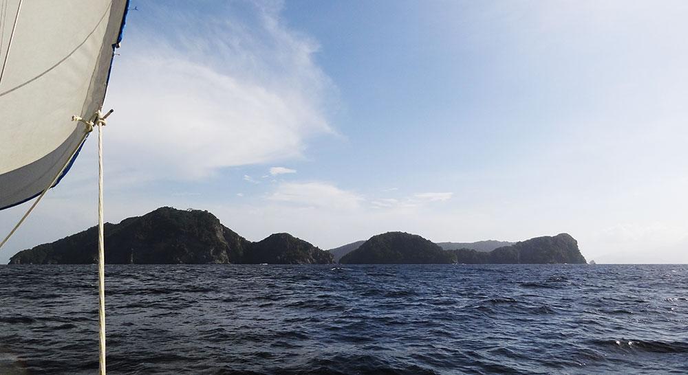 Huevo Islands