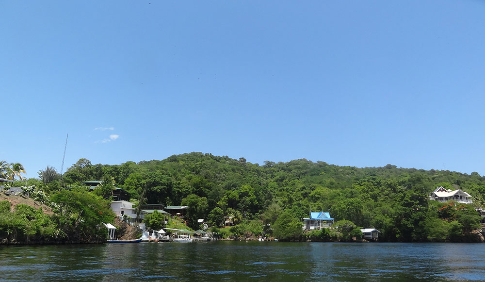 Gaspery Island