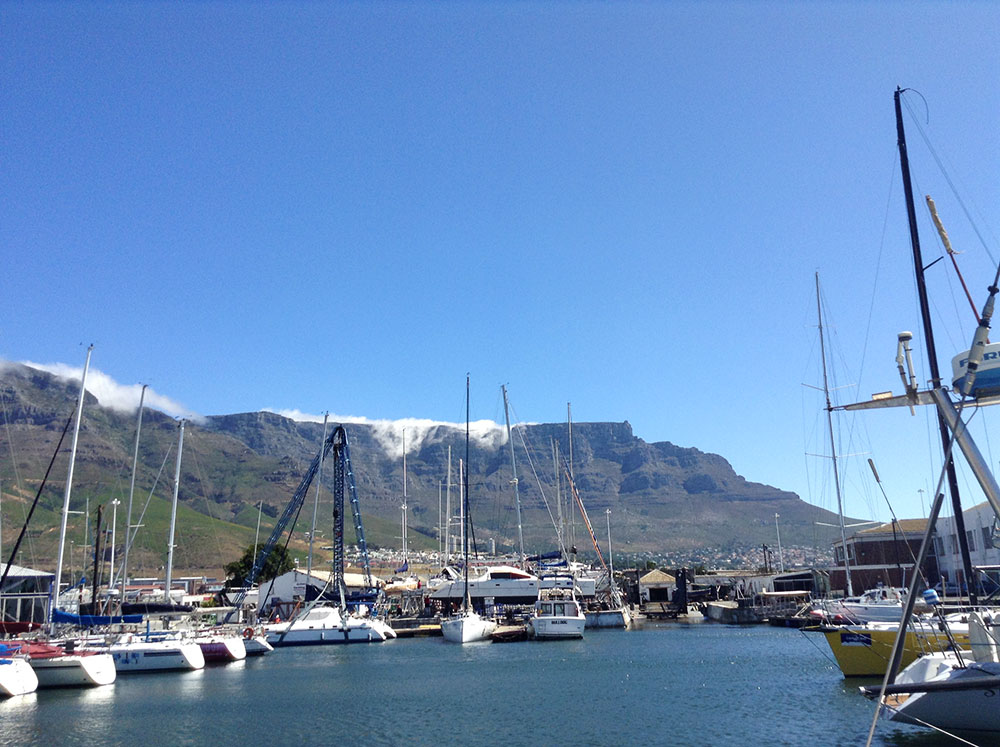 Ah, Cape Town :)