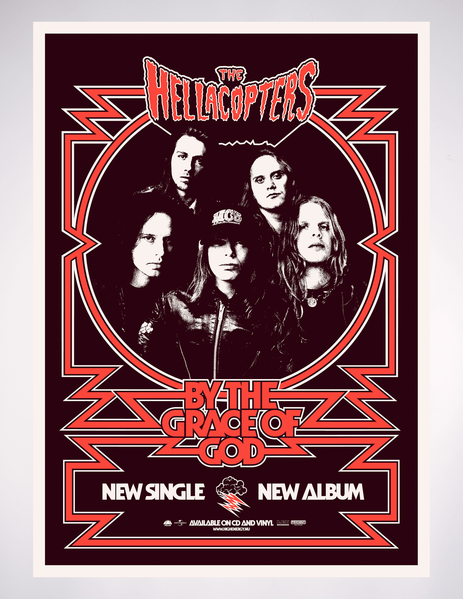The Hellacopters By The Grace Of God Walse