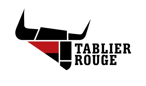 Tablier Rouge