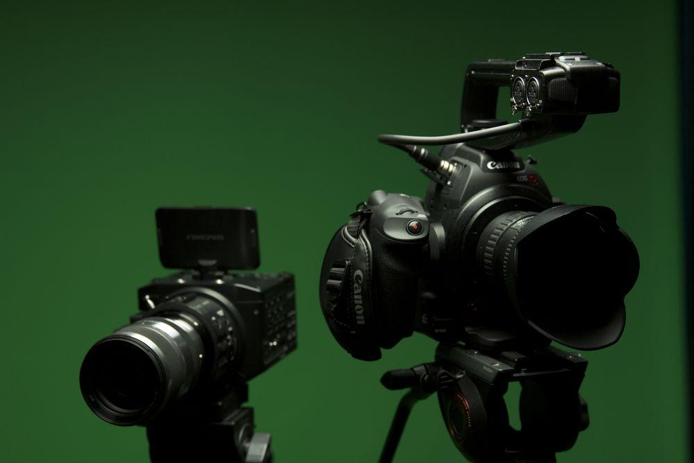 Sony FS100 & Canon C100