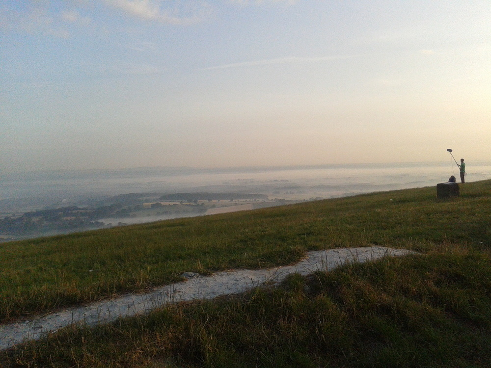 An early start at Devils Dyke