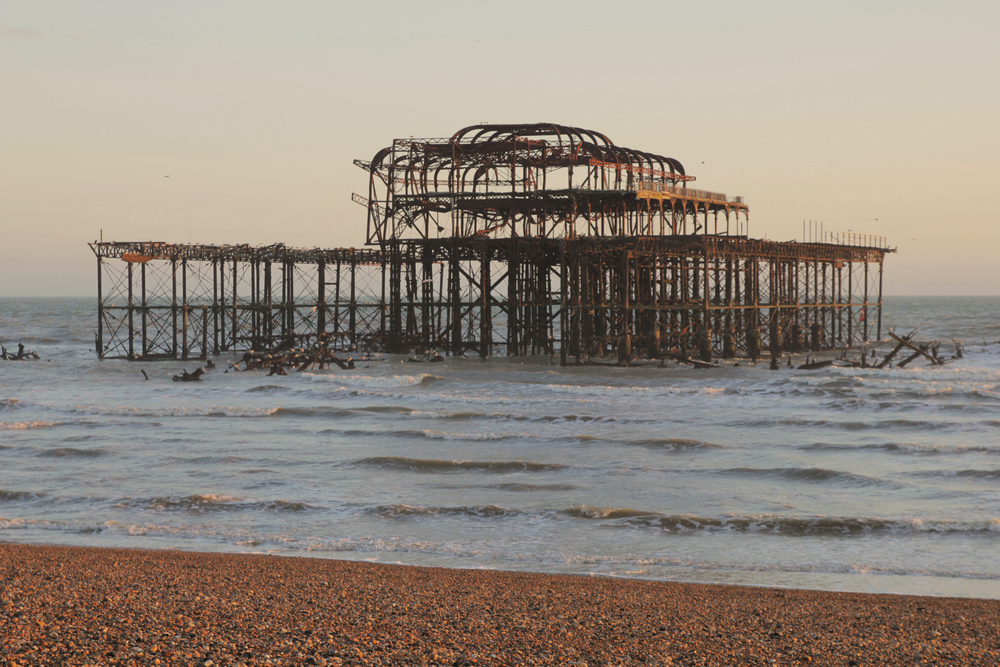 Brighton and the south coast: not just a hub for creative talent but a wealth of locations too.