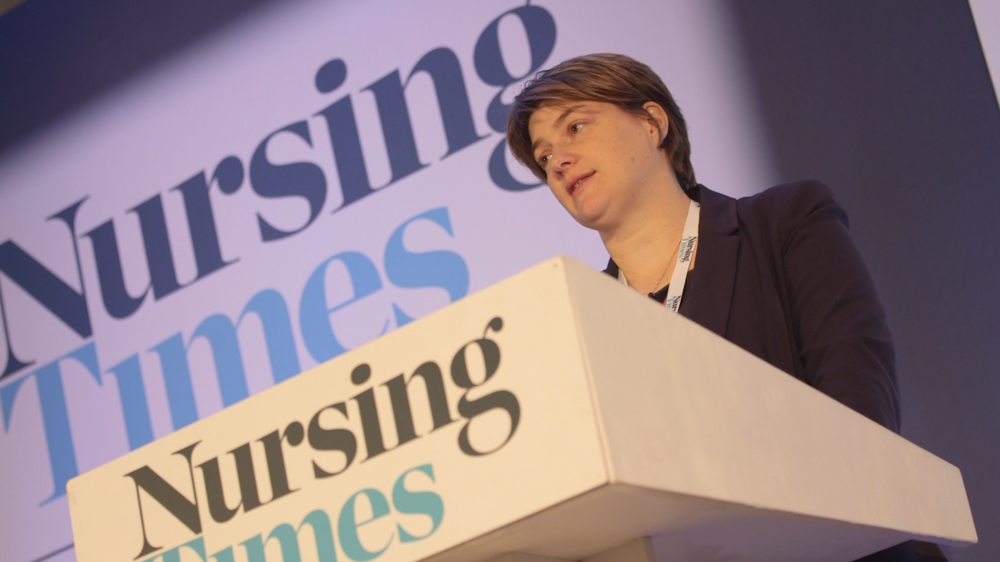 Nursing Times Team leaders congress