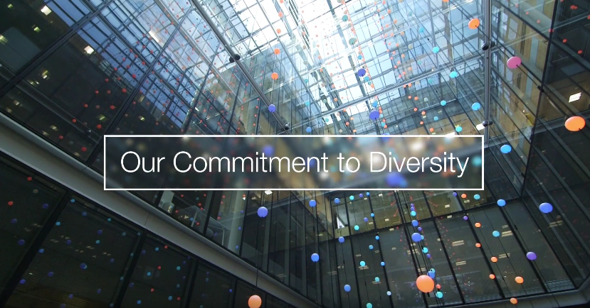 A&O AS commitment to diversity
