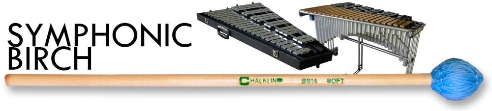 Click here to view our finest Birch handle mallets for use with Glock, Xylo, Vibes and Marimba.