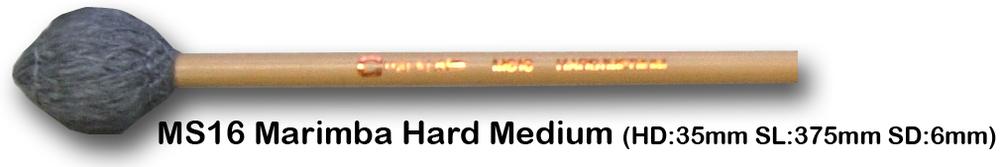 MS16 MARIMBA HARD MEDIUM