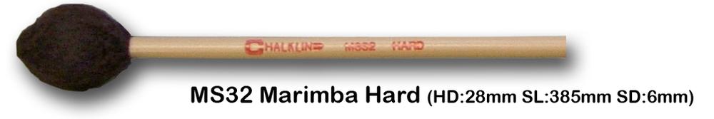 MS32 MARIMBA HARD