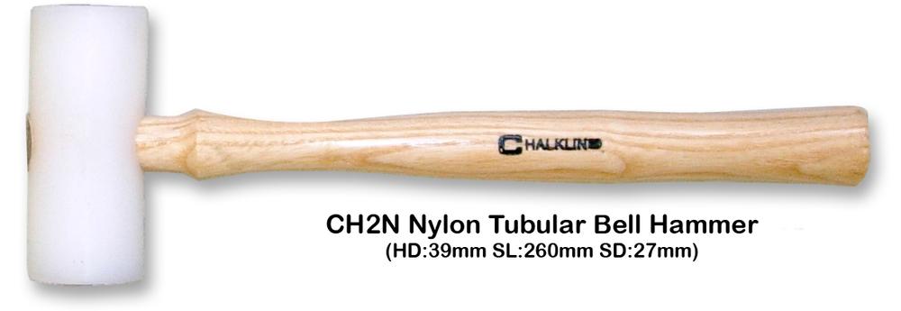 CH2N NYLON TUBULAR BELL HAMMER