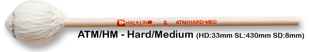 ATM/HM HARD MEDIUM MARIMBA