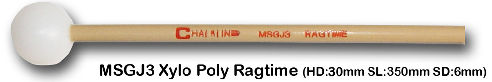 MSGJ3 XYLO POLY RAGTIME