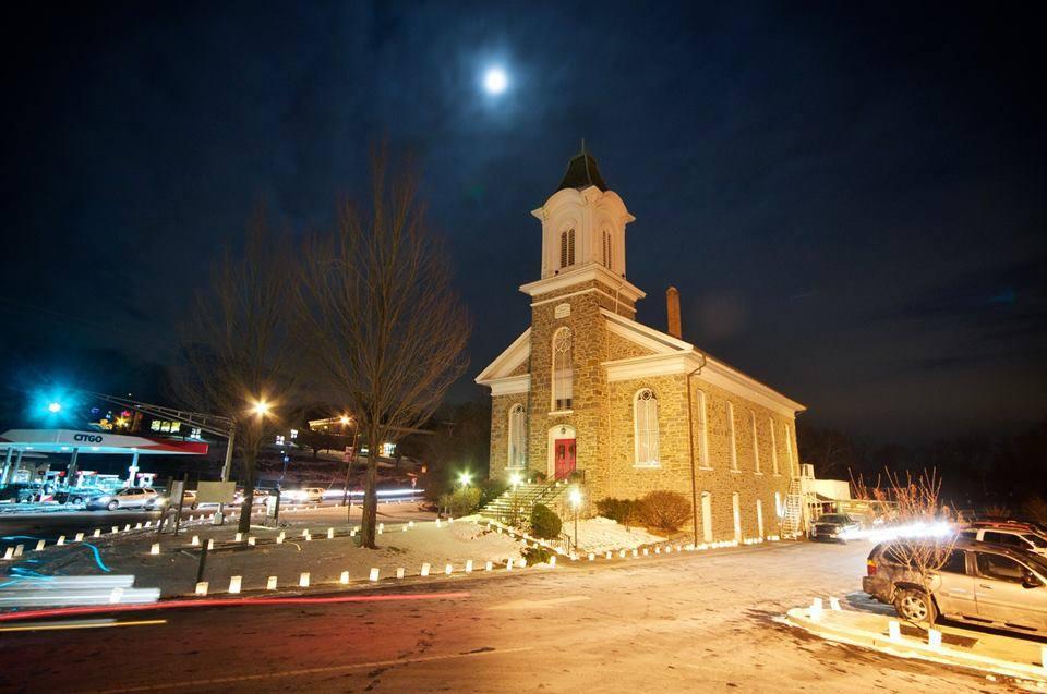 Christmas in Milford, courtesy of Jon Stettler