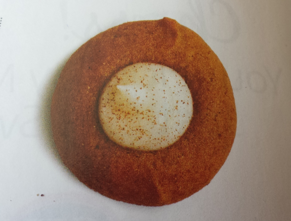 Pumpkin Thumbprints