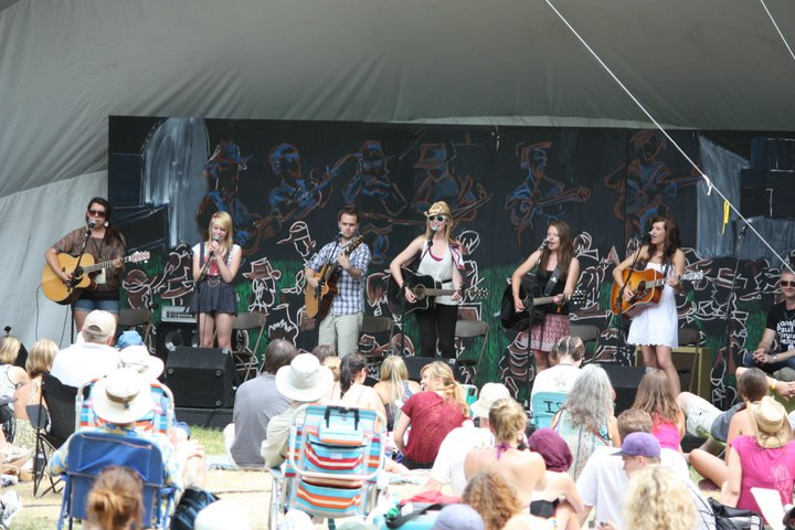 Winnipeg Folk Festival 2011