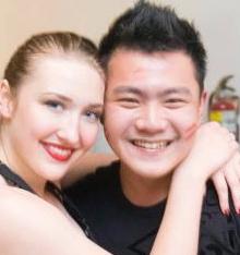 Jason Yeh and I