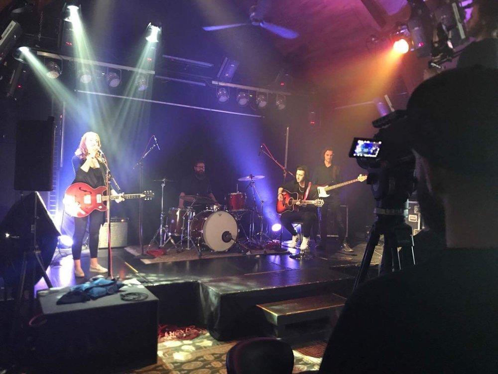Performance at Canada's Music Incubator in Toronto April 2017.JPG