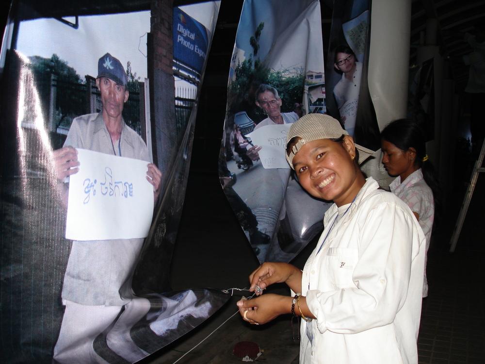 Sorya Exhibition, Phnom Penh