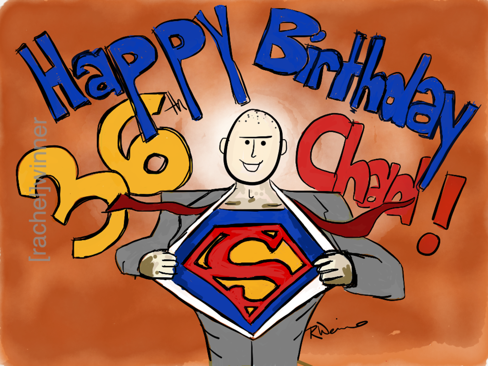 Happy 36th Birthday Chad