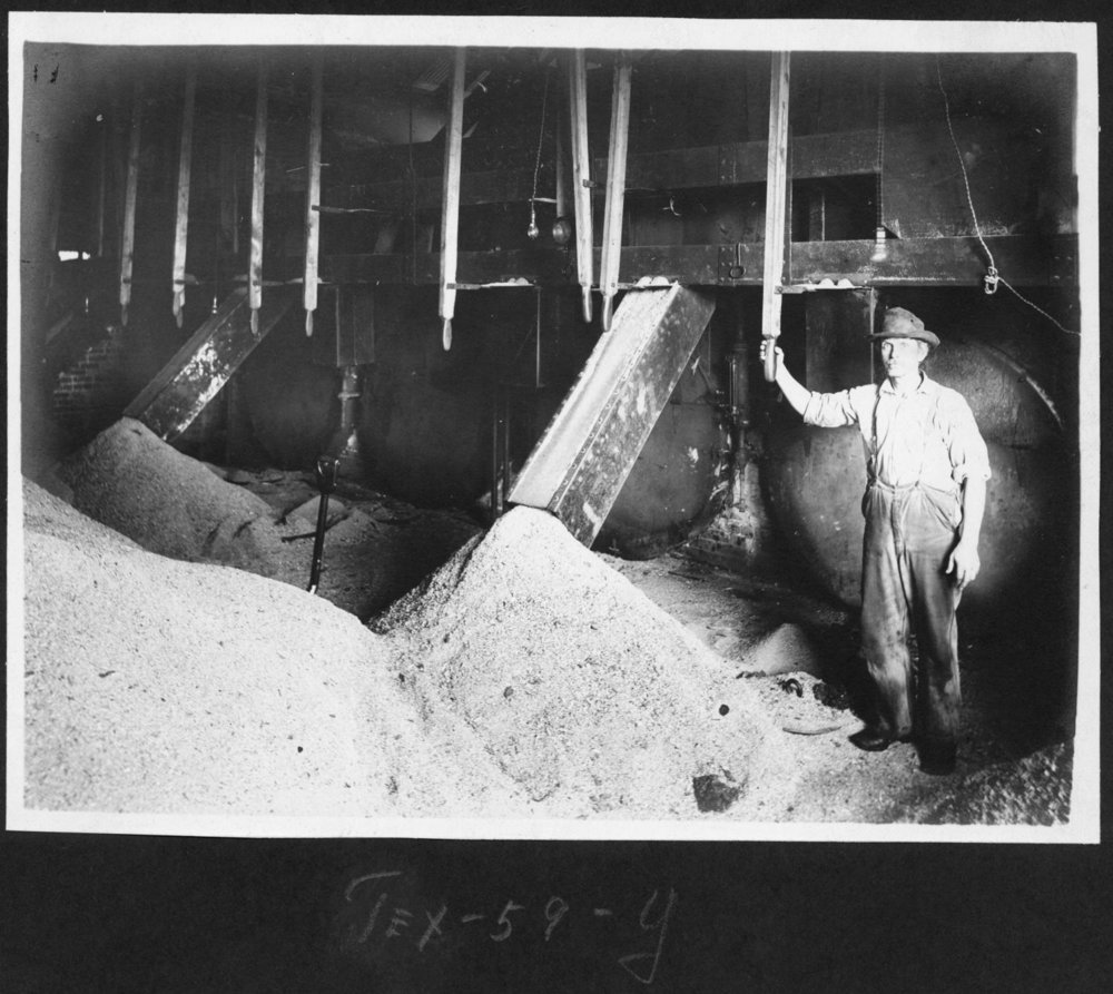 Tex59 Self-Stoking Sawmill Boilers