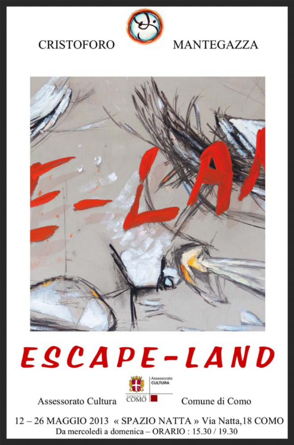 Locandina Escape-land