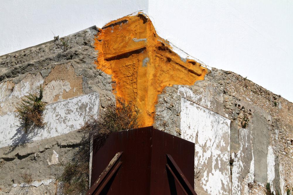 Sidonia walls