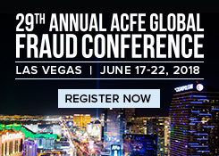 Image result for acfe global fraud conference 2018