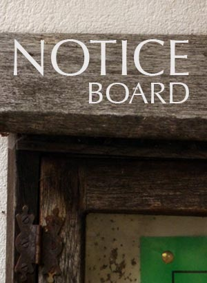 Bonhays notice board
