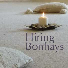 Hiring Bonhays for your course