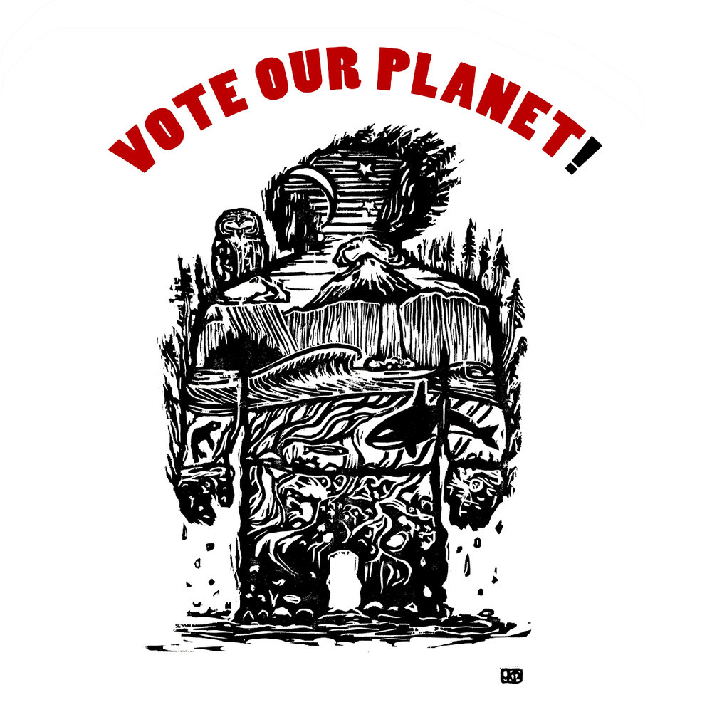 vote out planet