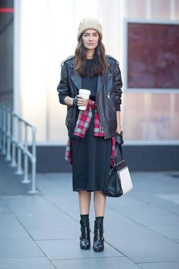photo: stylecaster.com 1. Plaid