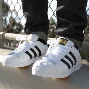 Superstar Adidas Gold Tongue