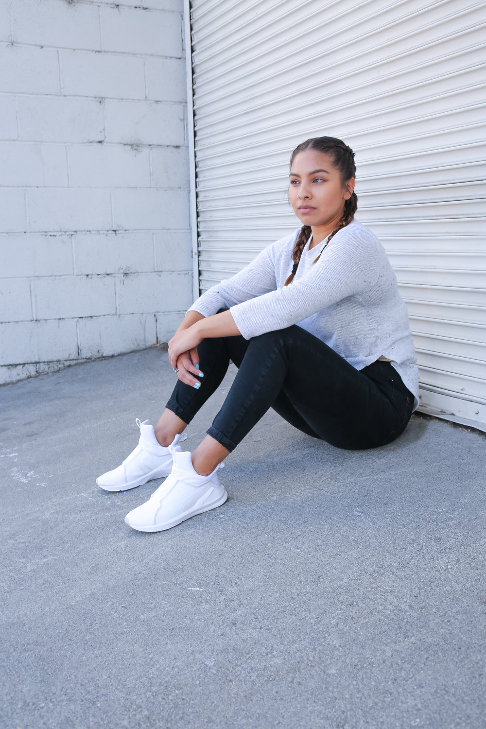 How to Wear the Puma Fierce Trainer — RW Beyond The Box 3ec81603b