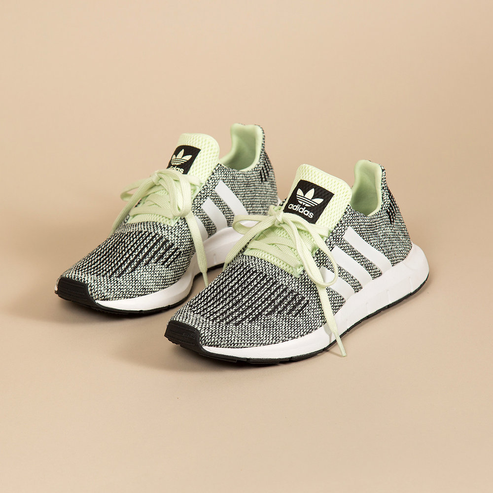 adidas Originals Swift Run in Aero Green