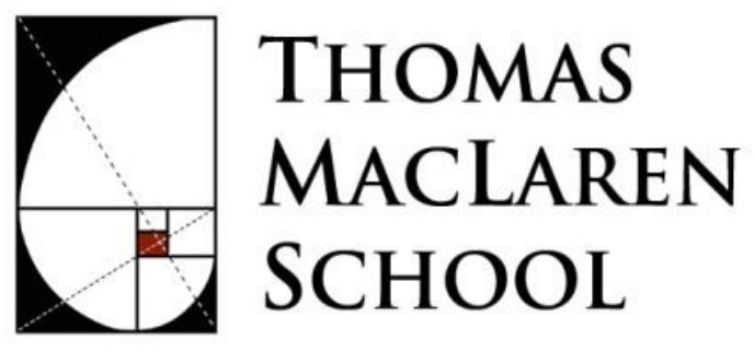 Thomas MacLaren School Logo