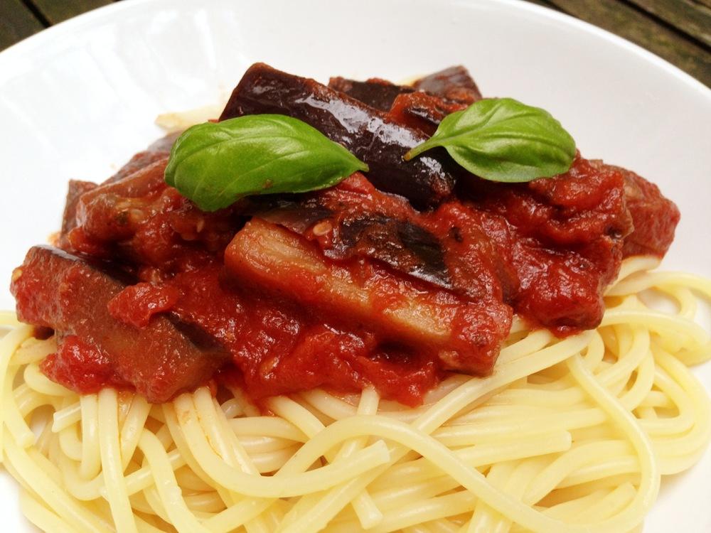 Simpele aubergine spaghetti.jpg