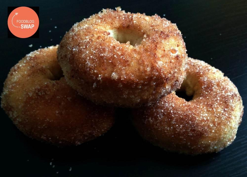Donuts uit de oven van Suus