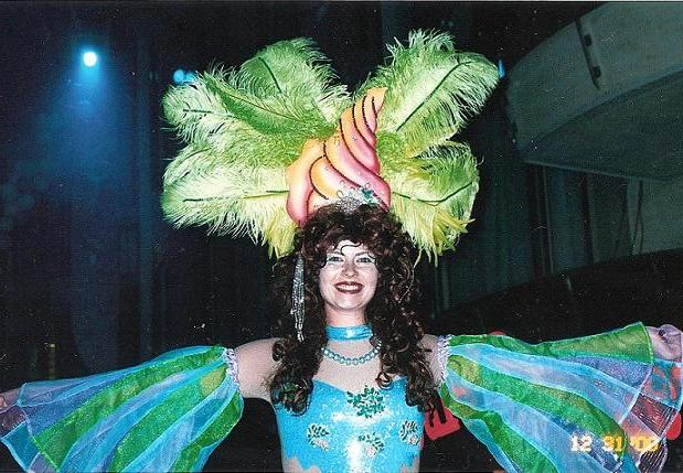 Welcome Aboard Parade Mermaid