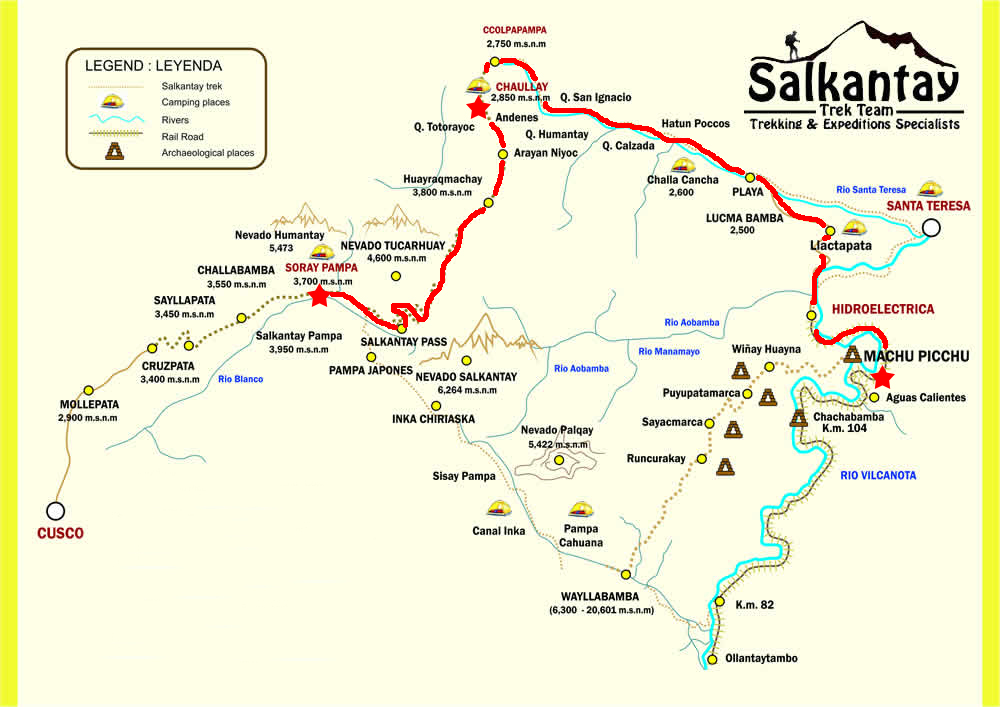 map image courtesy of: http://www.salkantayperu.com/images/salkantay-trek-map.jpg