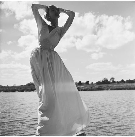 long breezy dress