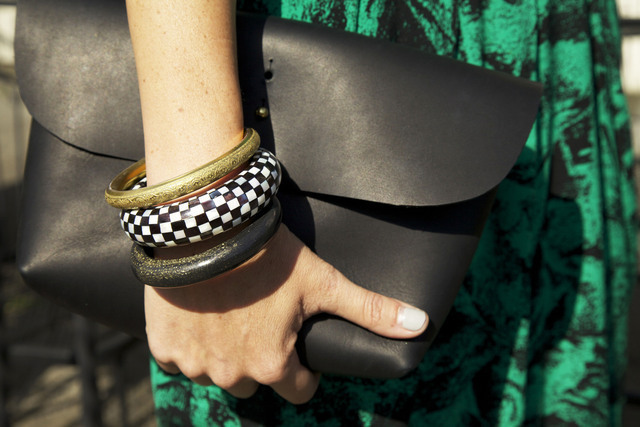 libby lane clutch and bangles