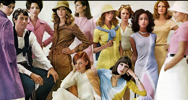halston pastel collection
