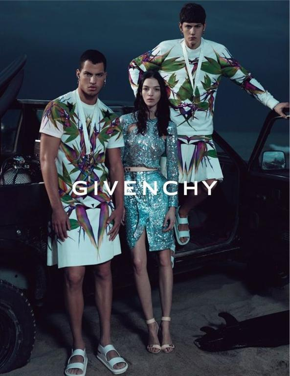 Givenchy resort wear