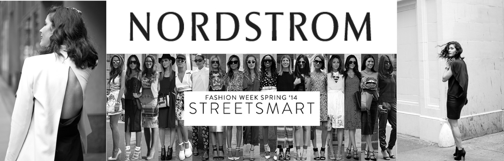 Street Style Fashion / Nordstrom / October 2013
