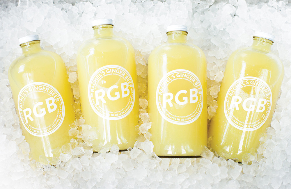 Rachels Ginger Beer