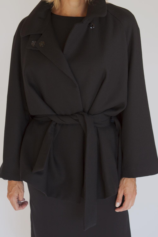 April Pride heavy coat