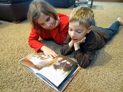 Littles Reading.JPG
