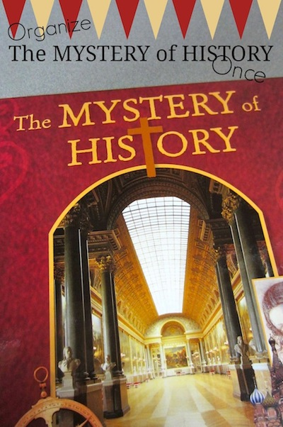Affiliate Links Below (Because we love The Mystery of History!)