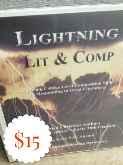 LIGHTNING LIT & COMP BRITISH CHRISTIAN AUTHORS - $15