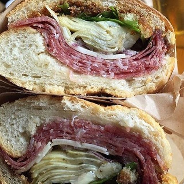 "Our ""classics"". Scroll through to see our Sopressata, Turkey Avocado, Olive Oil Tuna, Italian Meats, and Meatball. #Sopressata is now #blackhoggsandwiches #samegreatsandwiches #andmore #silverlake #sandwiches #lunch and #dinner"